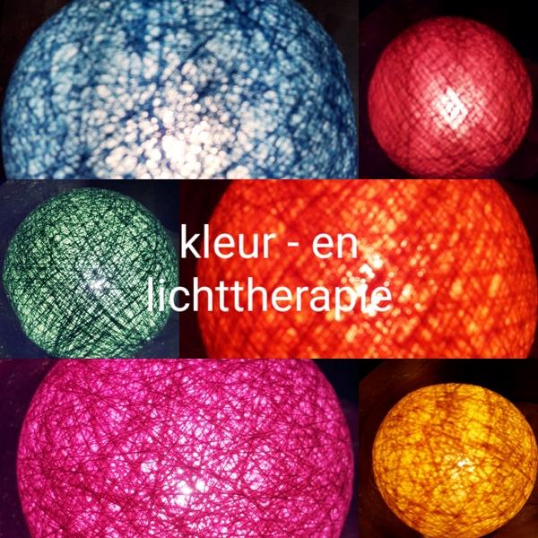 Kleurlichttherapie